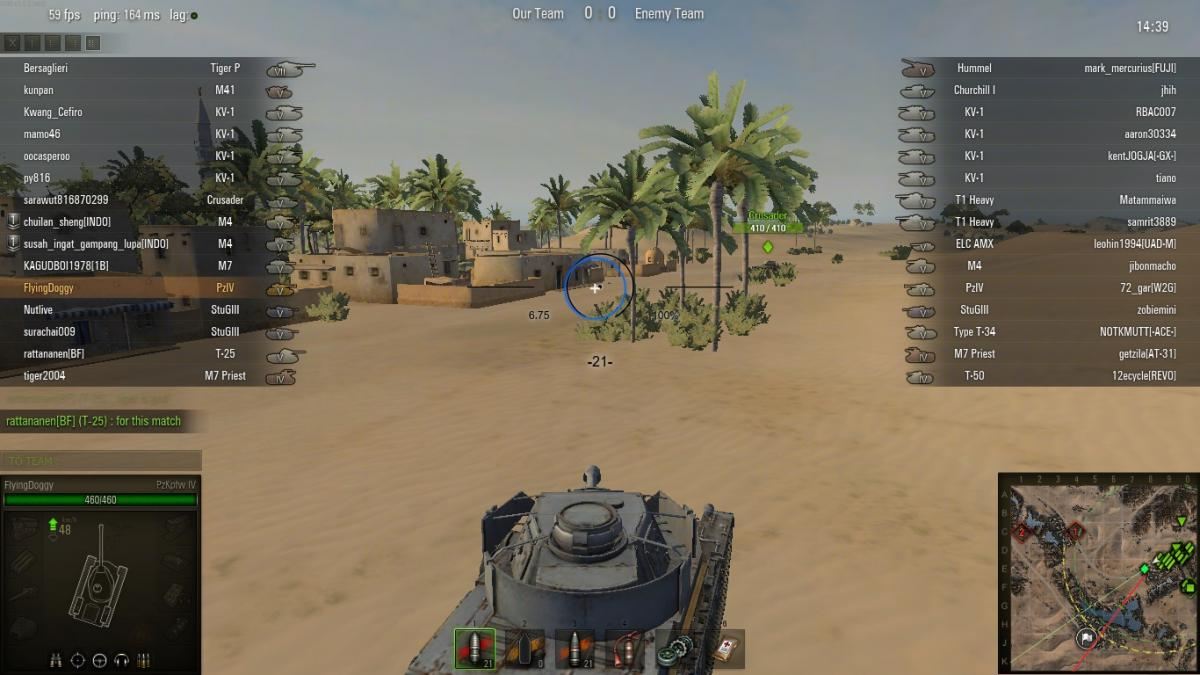 from Ryder matchmaking wot unfair